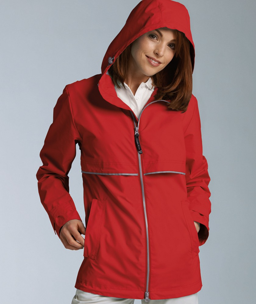 Womens Rain Coats With Hood Photo Album - Reikian