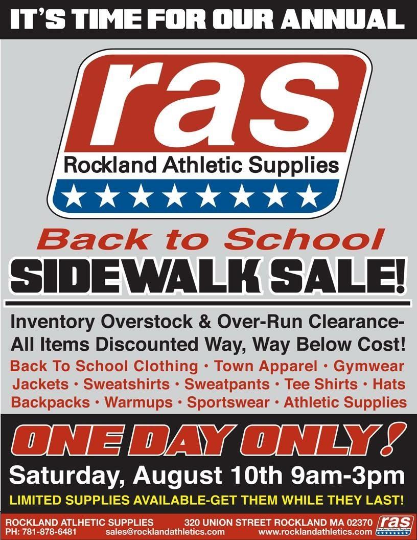 ras past flyers advertising photo gallery sidewalk 2015