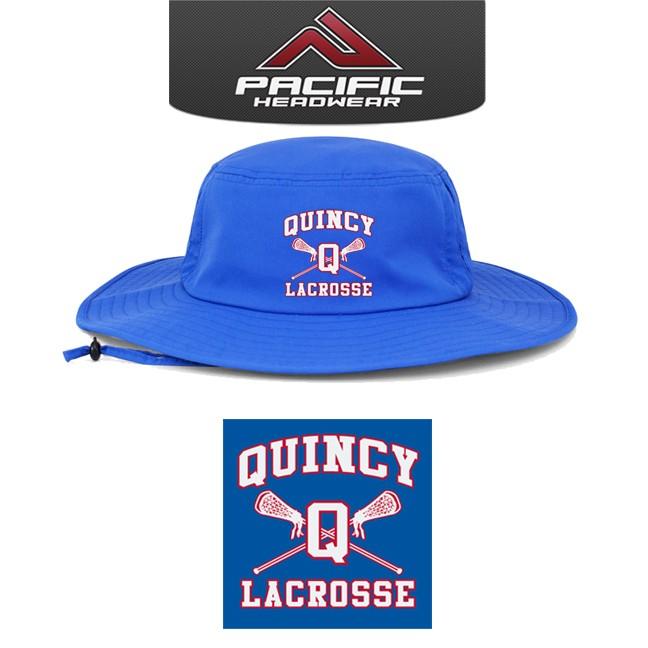 1dfae5647ac Quincy Lacrosse Pacific Headwear Brand Ultra Premium 1946 Manta Ray Boonie  Hat