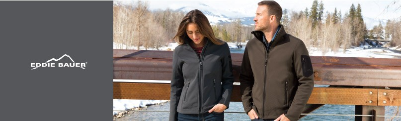 21402b06dfc More Views. Eddie Bauer® Full-Zip Heather Stretch Fleece Jacket.
