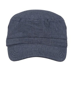 8e9d9e6599d More Views. District® - Houndstooth Military Hat