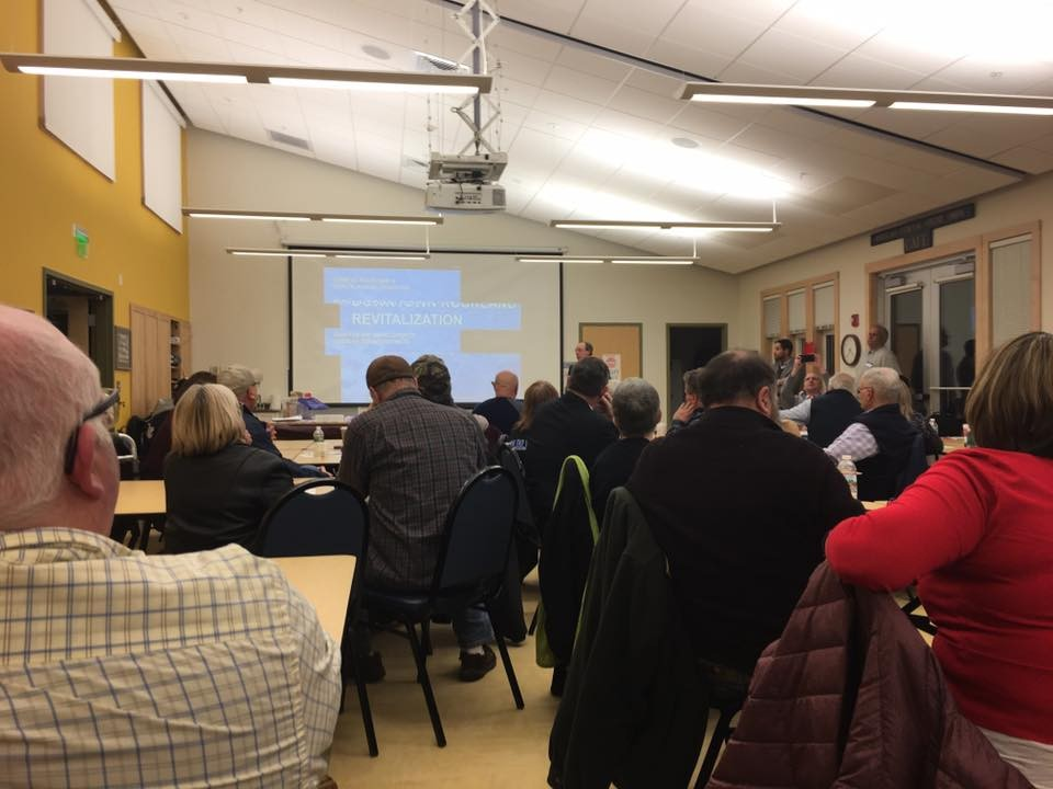 Turnout at the RCC Rockland Center Revitalization efforts 2017, 2 of 2