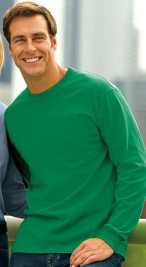 Port & Company® - Long Sleeve Essential T-Shirt PC61LS