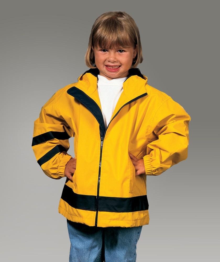 62229a69f8f4 Charles River Toddler New Englander Rain Jacket
