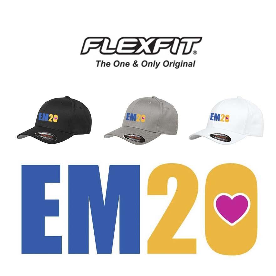 21ab0db5754404 Emma Ryan Scholarship Fund Flexfit Wooly 6-Panel Cap, Adult & Youth