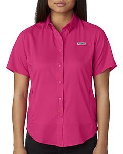 Columbia Ladies' Tamiami™ II Short-Sleeve Shirt