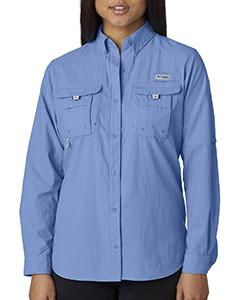 Columbia Ladies' Bahama™ Long-Sleeve Shirt