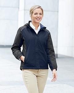 Ash City - Core 365 Ladies' Inspire Colorblock All-Season Jacket 78225