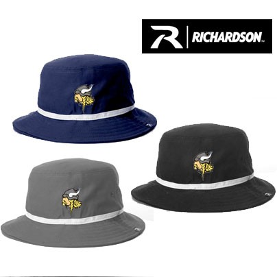 East Bridgewater Vikings Richardson Cap Fitted Bucket Hat 4ffcd879b24