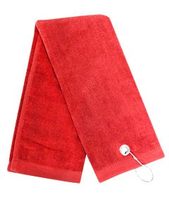 Liberty Bags Drop Ship Legacy Trifold Golf Towel with Grommet