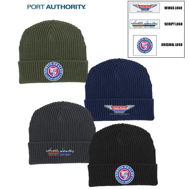 AHCA STEP- IN PROGRAM: Port Authority Brand Watch Cap, Style #C908