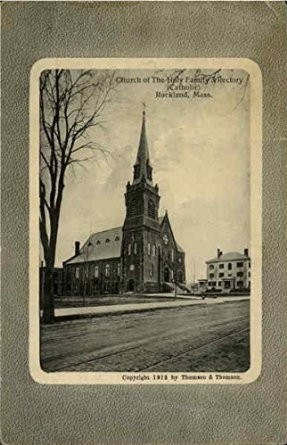 Church of the Holy Family, Circa Early 1900s