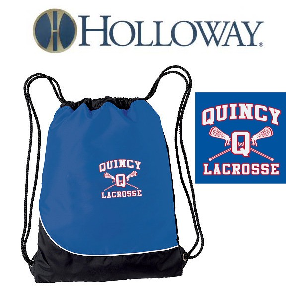 Quincy Lacrosse Holloway Brand Day Pak