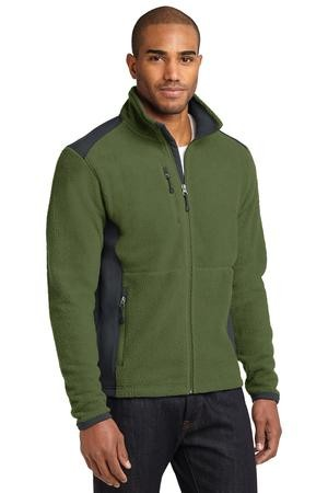 Eddie Bauer® Full-Zip Sherpa Fleece Jacket. EB232