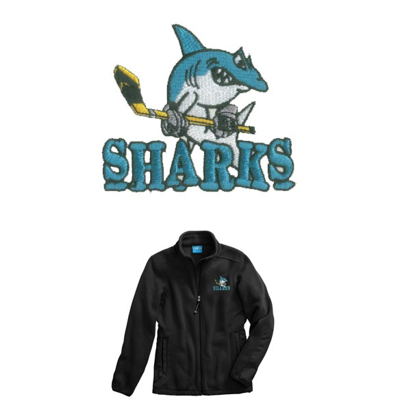 Cape Cod Canal Youth Hockey Charles River Evolux Fleece Jacket, Mens