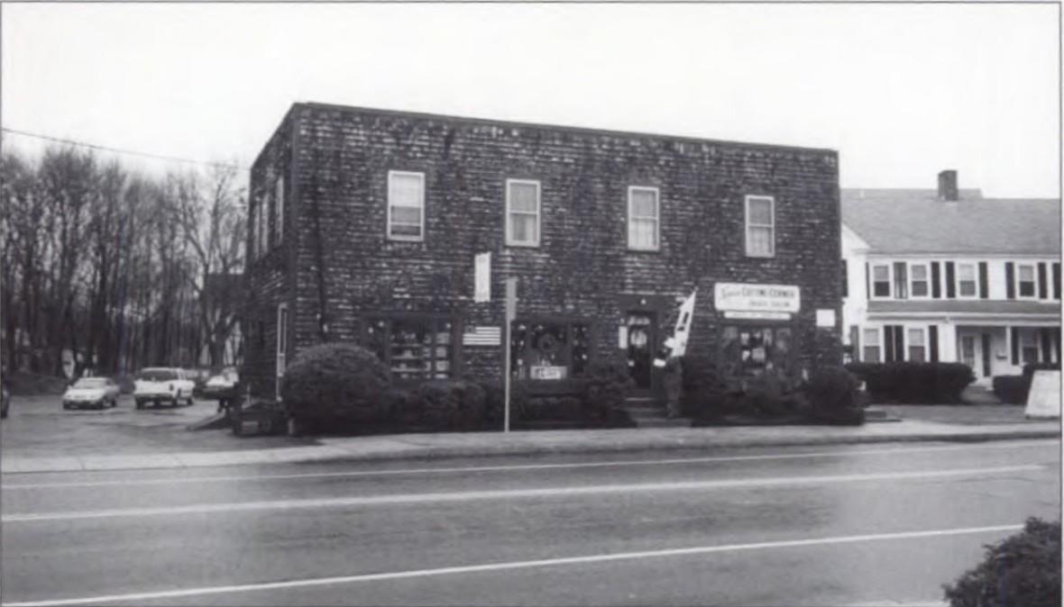 Faxon Shoe Building, Abington