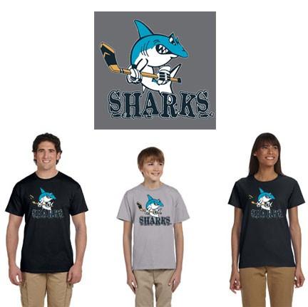Cape Cod Canal Youth Hockey Gildan Short Sleeve Tee