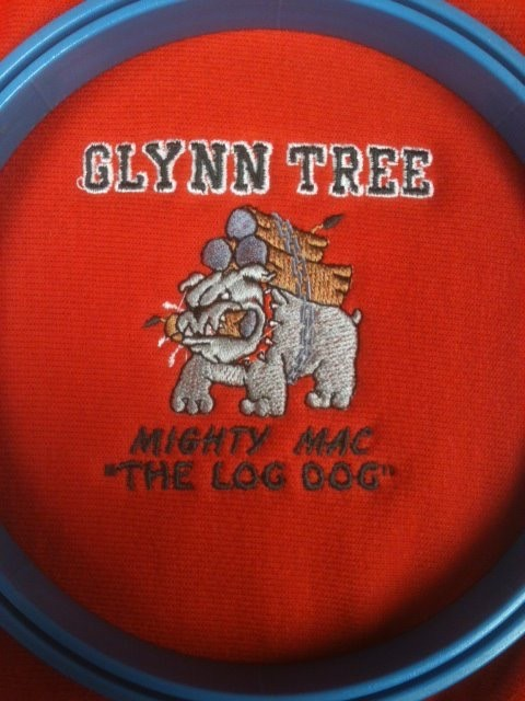 Glynn Tree (On The Embroidery Loop)