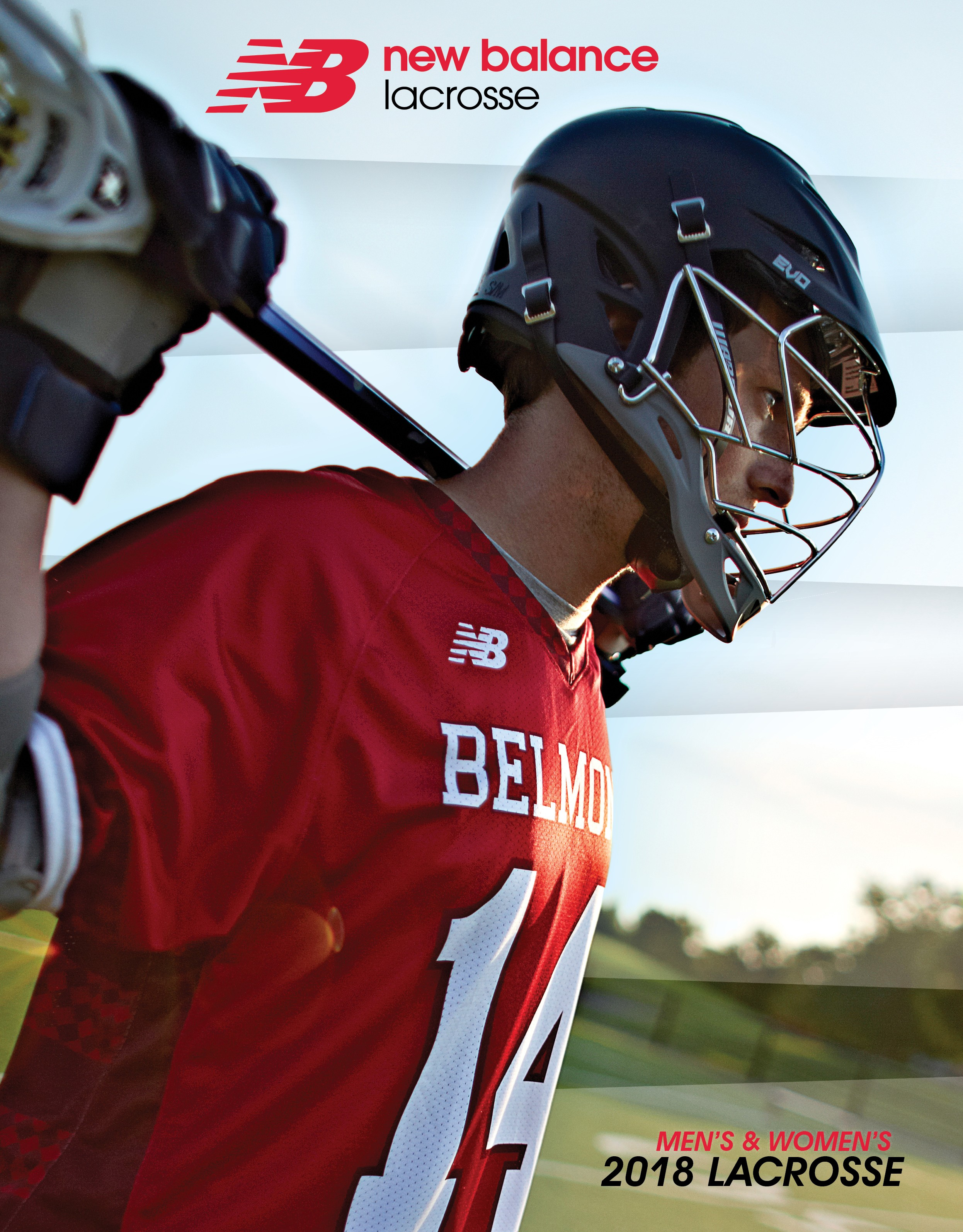 Alleson Athletic/New Balance Lacrosse 2019