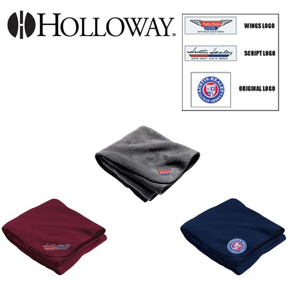 AHCA STEP- UP PROGRAM: Holloway Stadium Blanket, Embroidered Logo, Style #223851
