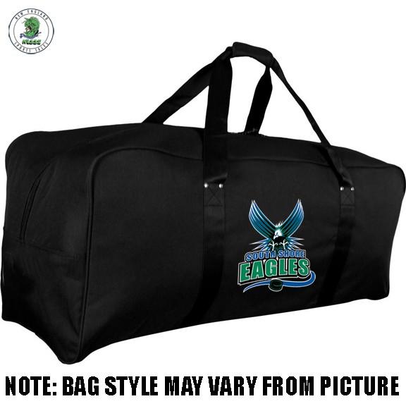 South Shore Eagles NESSI Canvas Hockey Bag