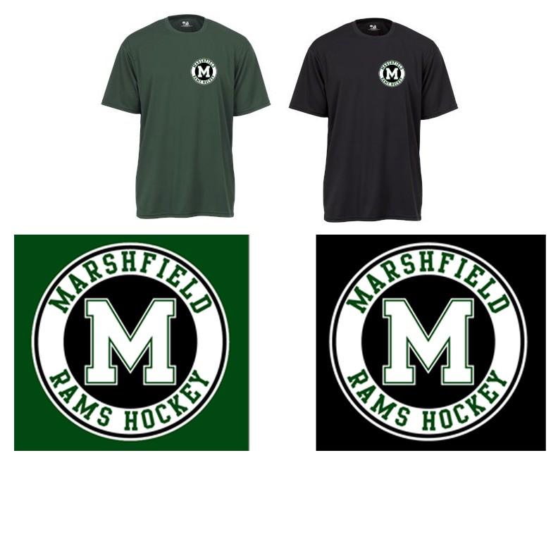 Marshfield Rams Hockey Apparel