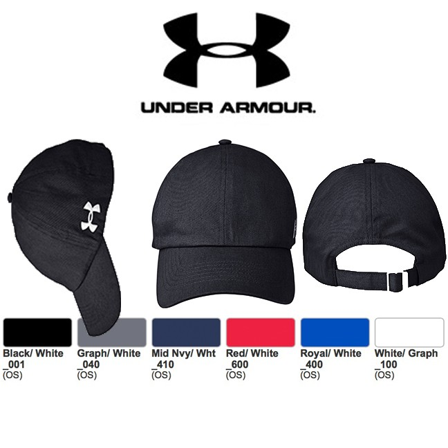 16ef4b150 Under Armour Ladies' Chino Adjustable Cap 1295126
