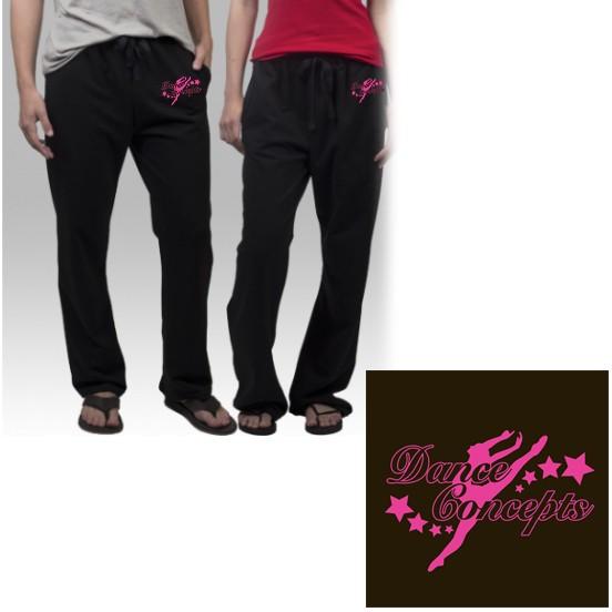 Dance Concepts Boxercraft MVP Fleece Pant, Youth Unisex