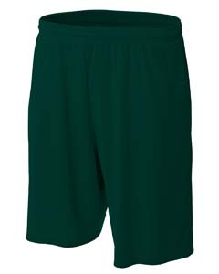 """A4 Drop Ship Men's 9"""" Inseam Pocketed Performance Shorts"""