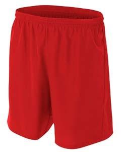 A4 Drop Ship Men's Woven Soccer Shorts