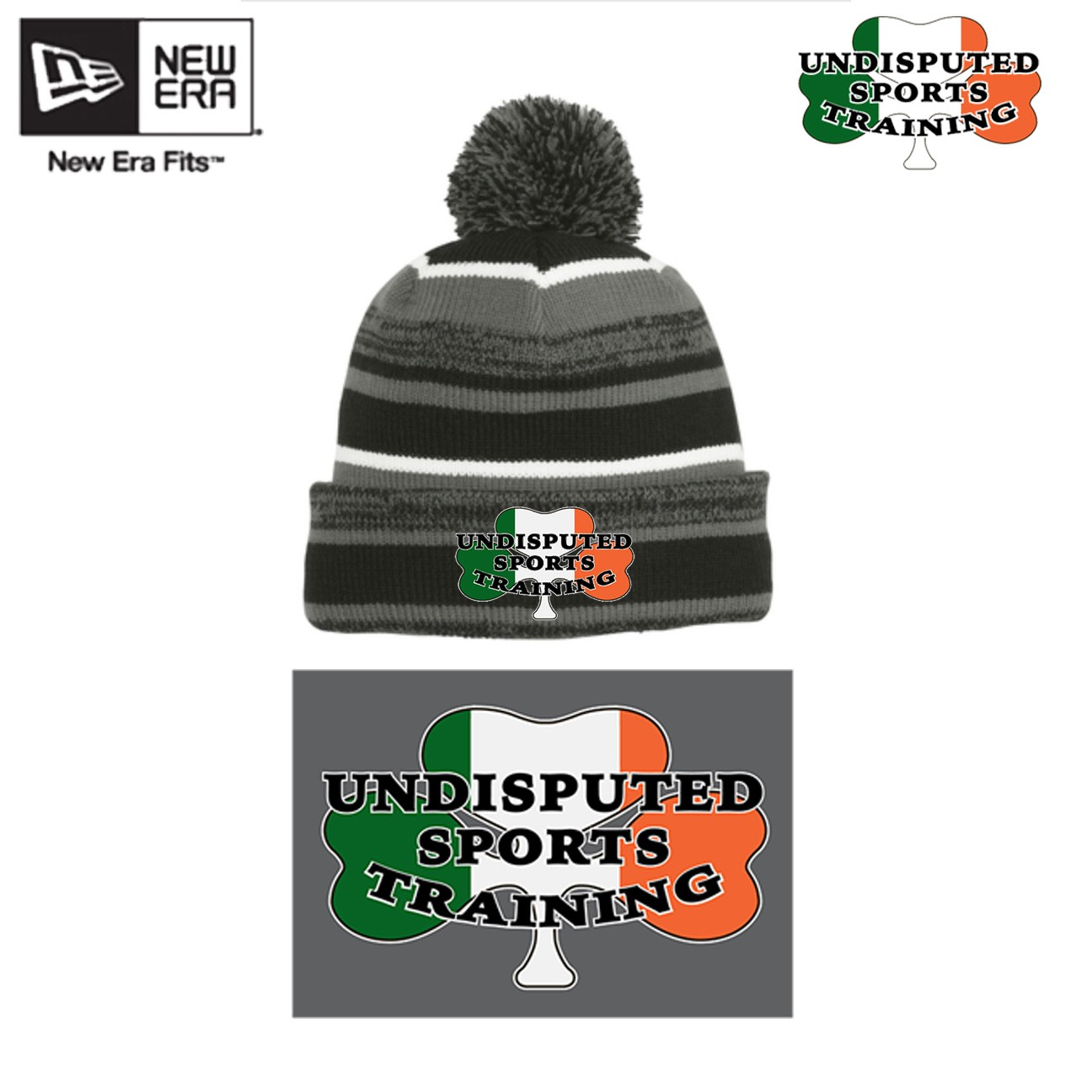 Undisputed Sports Training New Era® Sideline Beanie NE902