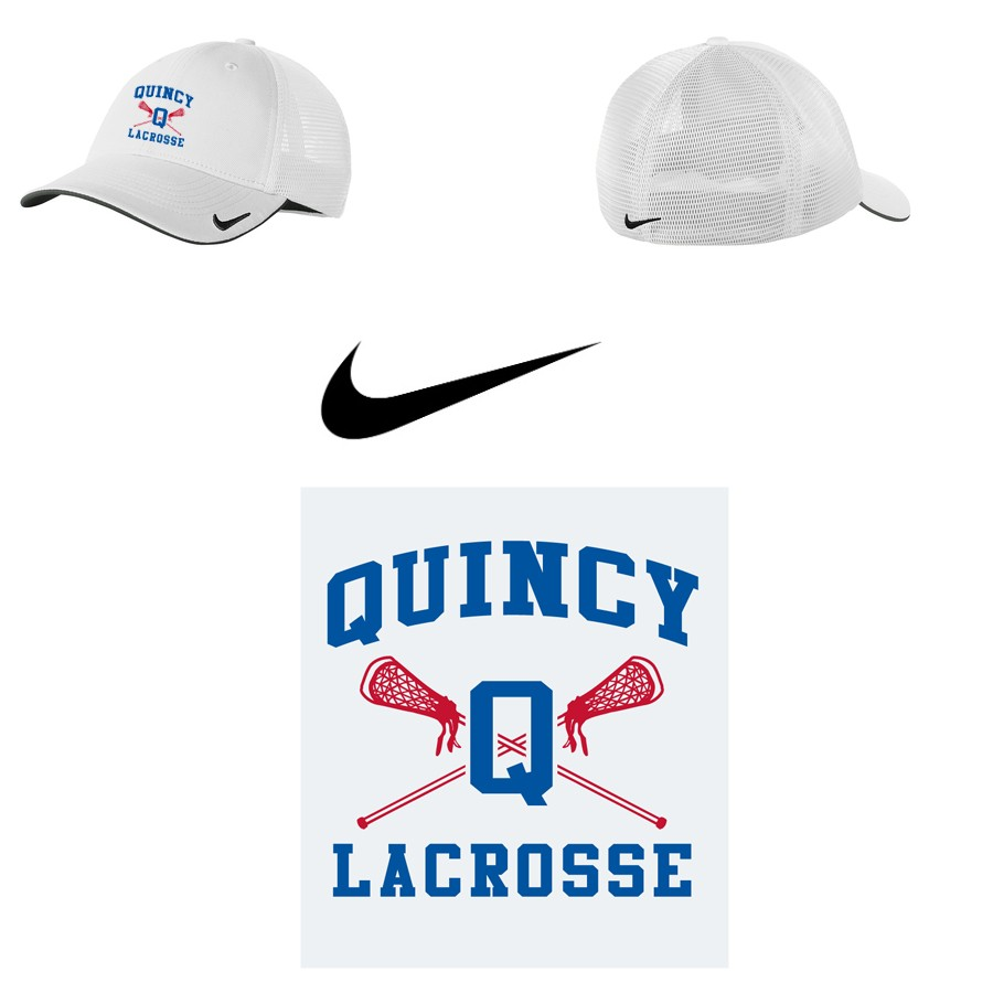 Quincy Lacrosse Nike Dri-FIT Mesh Back Cap