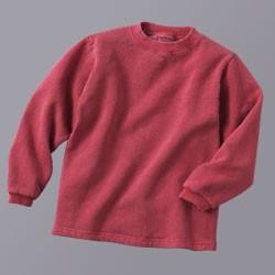Comfort Colors Comfort Colors Drop Ship Youth 10 oz. Garment-Dyed Crew Sweatshirt