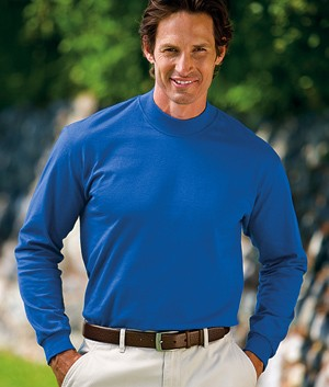 Port & Company® - Mock Turtleneck PC61M