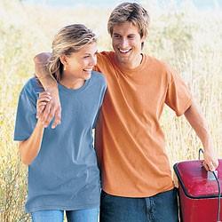 Comfort Colors 6.1 oz. Ringspun Garment-Dyed T-Shirt