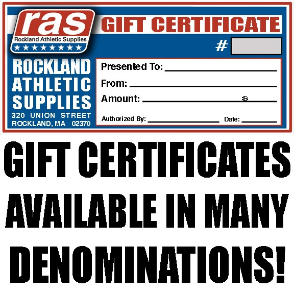 GIFT CERTIFICATE ORDER FORM