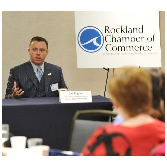 RCC- Rockland leaders discuss what's in store for downtown area