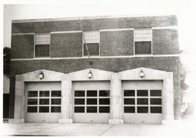 Rockland Fire Station Replacement Building, Unknown Date
