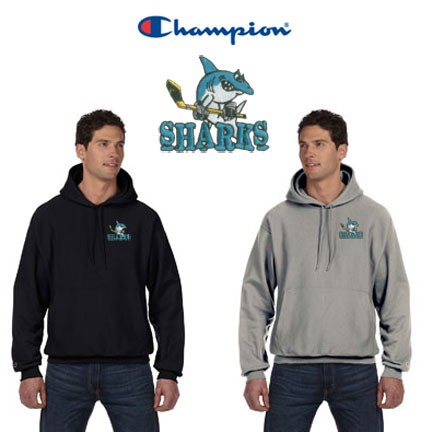 Cape Cod Canal Youth Hockey Champion Reverse Weave® 12 oz. Pullover Hood