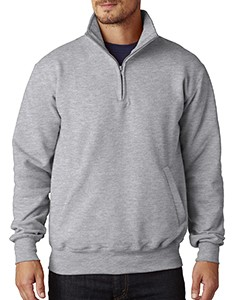 b5ad7163 Champion Adult Double Dry Eco® 1/4-Zip Pullover Fleece