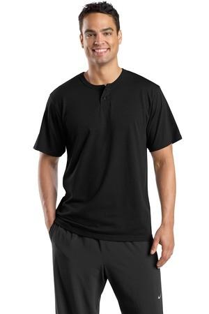 Sport-Tek® Short Sleeve Henley T210