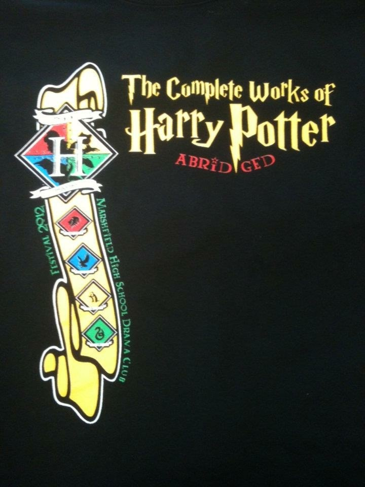 The Complete Works of Harry Potter Abridged