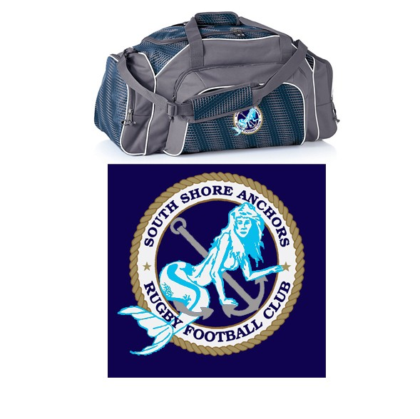 South Shore Anchors Holloway Tournament Duffel Bag