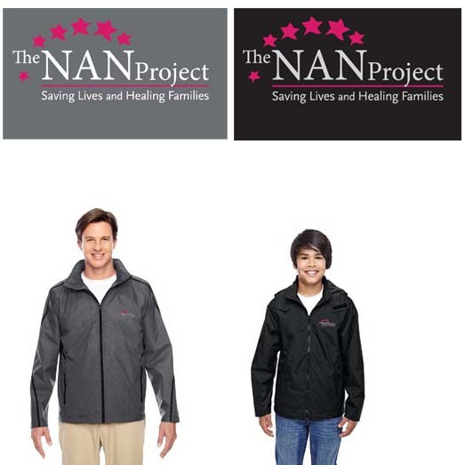 The NAN Project Team 365 Conquest Jacket with Fleece Lining