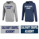 Calvary Chapel Academy Pennant Sportswear Stratos Hoodie, Youth Sizes