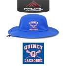 Quincy Lacrosse Pacific Headwear Brand Ultra Premium 1946 Manta Ray Boonie Hat