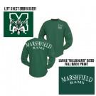 Marshfield Girls Softball Pennant Brand Billboard Crew- HOT ITEM!