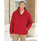Ash City - Core 365 Men's Region 3-in-1 Jacket with Fleece Liner 88205
