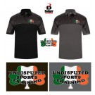 Undisputed Sports Training Badger Tonal Blend Polo 3341