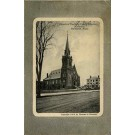 Church of the Holy Family, Circa Early 1900s.